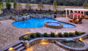 Trendy Pool Design Ideas This Summer For Your Ellicott City Home