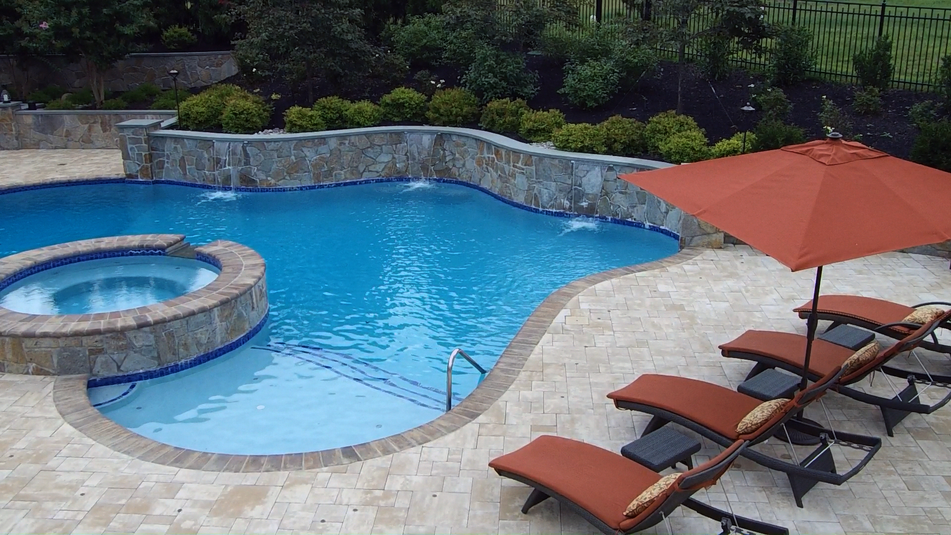 Swimming Pool Builders Baltimore Howard County Md
