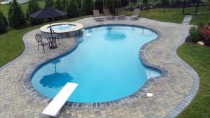 pool elevation