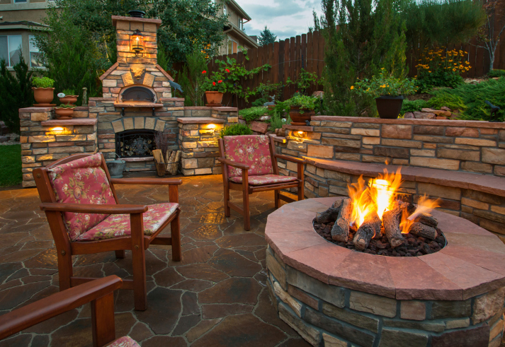 How Fire Pits Keep Outdoor Entertainment Warm And Cozy Rhine