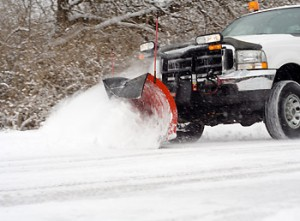 Rhine's experienced fleet of snow removal vehicles is equipped to handle massive snow accumulation!