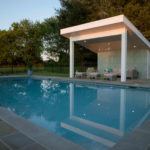 custom pool construction landscaper clarksville