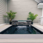 custom deck spa installation ellicott city