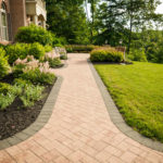 patio deck landscaping clarksville