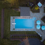 landscaping company pool construction howard county
