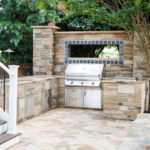 outdoor kitchen builder in howard county, md