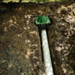 fix backyard water issues clarksville glen elg sykesville