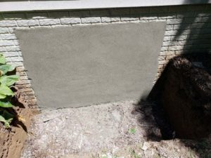 waterproofing, drainage sykesville, howard county, landscaper