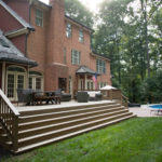 Clarksville landscaping construction company, decks, patios