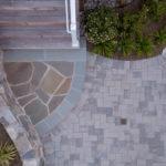 custom hardscape patio steps sykesville clarksville