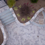 hardscape patio stone walkway howard county contractor landscape
