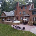 custom deck patio installer west friendship md