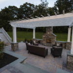 licensed insured contractor builder howard county, hardscape walkway, paver patio, landscaping