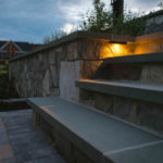 accent lighting, exterior lighting design, aquabrightllc
