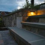 accent lighting, exterior lighting design, aquabrightllc