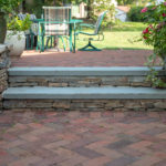 Howard County Landscape Contractor Designer of Masonry Retaining Wall, Paver Patio, Fire Pit, Outdoor Living Space