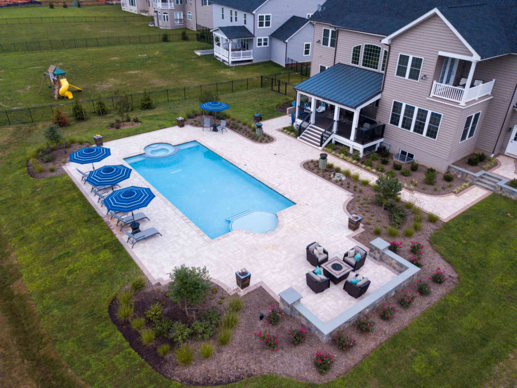 Swimming Pool Contractor in Howard County, MD