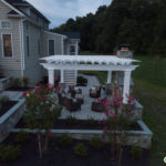 landscaping construction backyard sykesville md