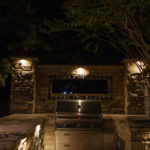 outdoor kitchen design installation in clarksville md licensed contractor masonry