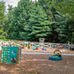 Hilltop Child Care Clarksville, Rhine, Playground Design, Landscaping, Drainage