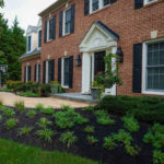paver walkway construction, landscaping, rhinelandscaping, sykesville, md
