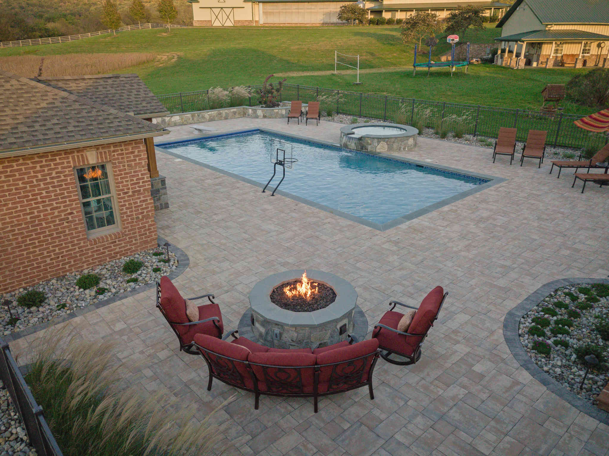 Rhine Landscaping, Construction, Swimming Pool Contractor in Montgomery, MD