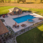 Howard County Swimming Pool Builder, Rhine Landscaping