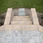 custom landscaping contractor company in clarksville, md, patio, hardscape, fire pit, walls