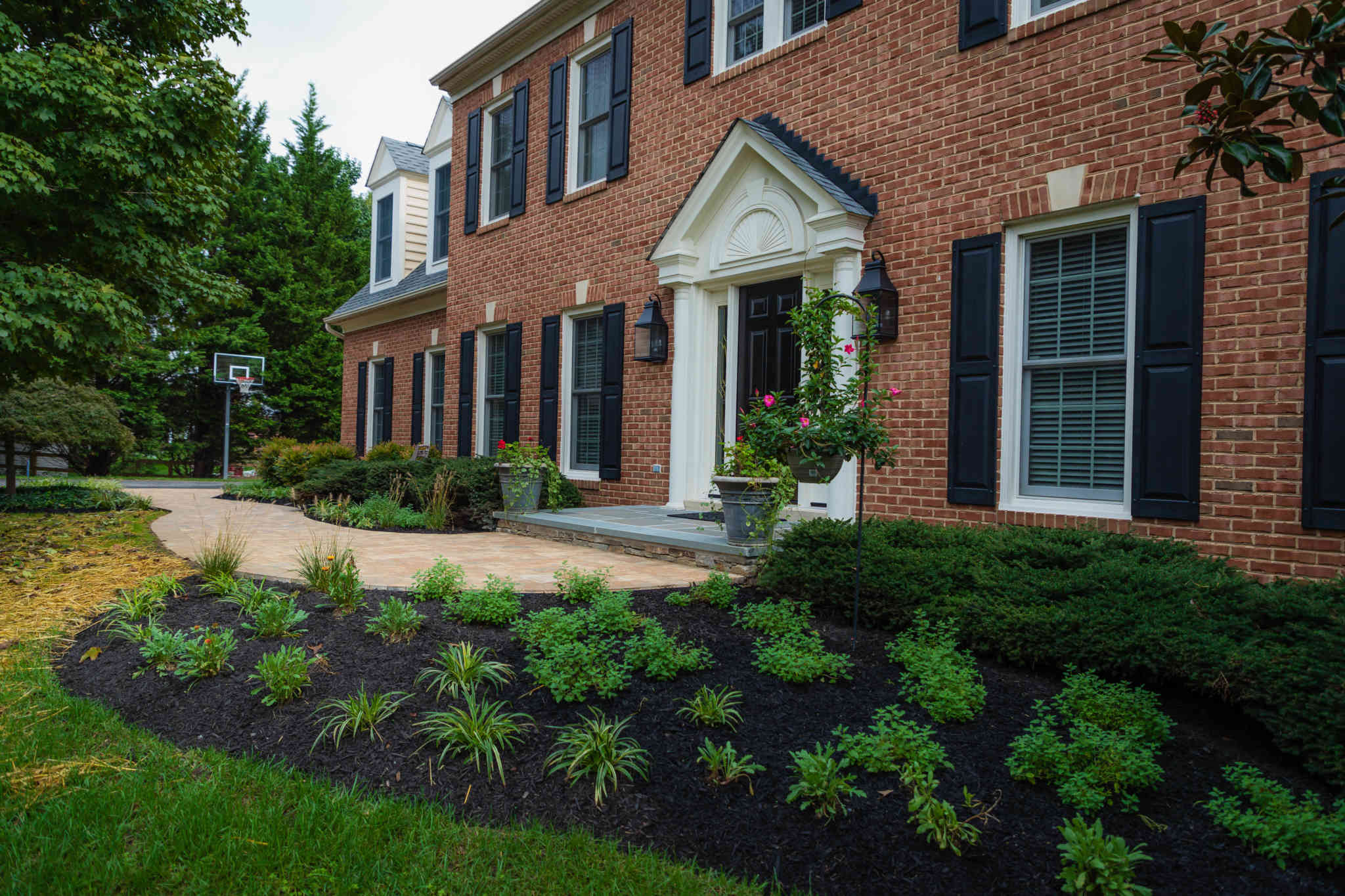 Landscape Ideas When Selling Your Home Rhine Landscaping