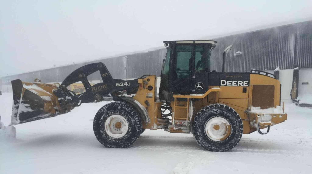commercial-snow-plow-services-howard-county-hoa-parking-lots-business